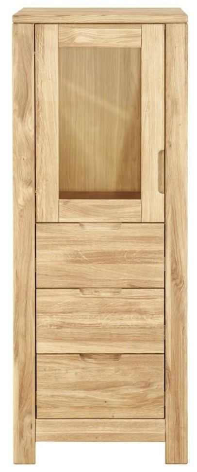 Clemence Richard Lyon Oak Cupboard