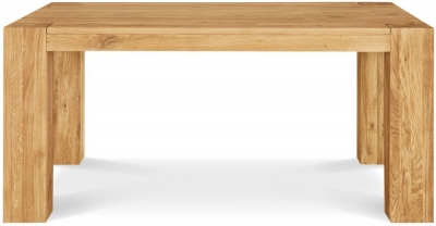 Clemence Richard Massive Oak Dining Table Type15