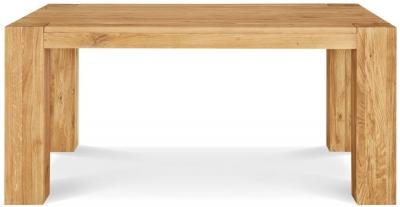 Clemence Richard Massive Oak Dining Table Type8