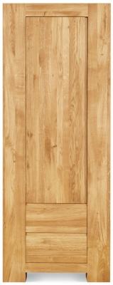 Clemence Richard Massive Oak Display Cabinet