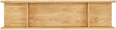 Clemence Richard Massive Oak Shelf