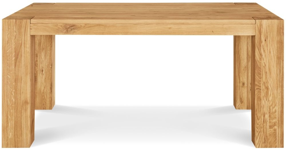 Clemence Richard Massive Oak Dining Table Type16