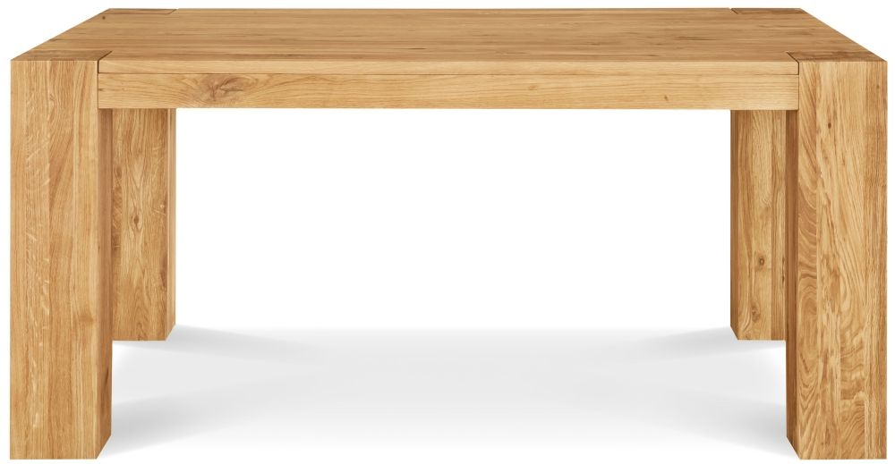 Clemence Richard Massive Oak Dining Table Type8