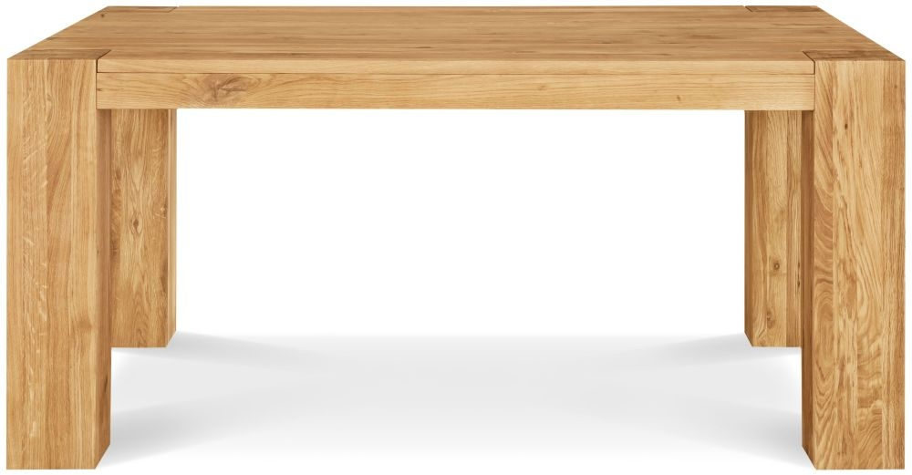Clemence Richard Massive Oak 160cm Dining Table