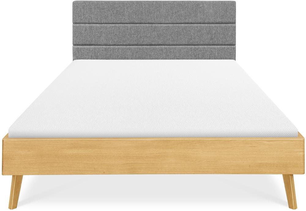 Clemence Richard Modena Solid Oak Bed - 228I
