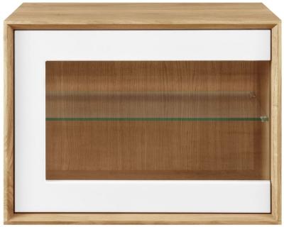Clemence Richard Modena Oak Hanging Cupboard - 221