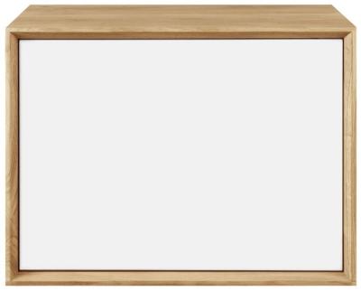 Clemence Richard Modena Oak Hanging Cupboard - 222