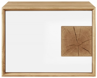 Clemence Richard Modena Oak Hanging Cupboard - 223