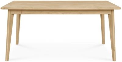 Clemence Richard Modena Oak 160cm Dining Table