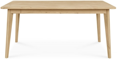 Clemence Richard Modena Oak 220cm Dining Table
