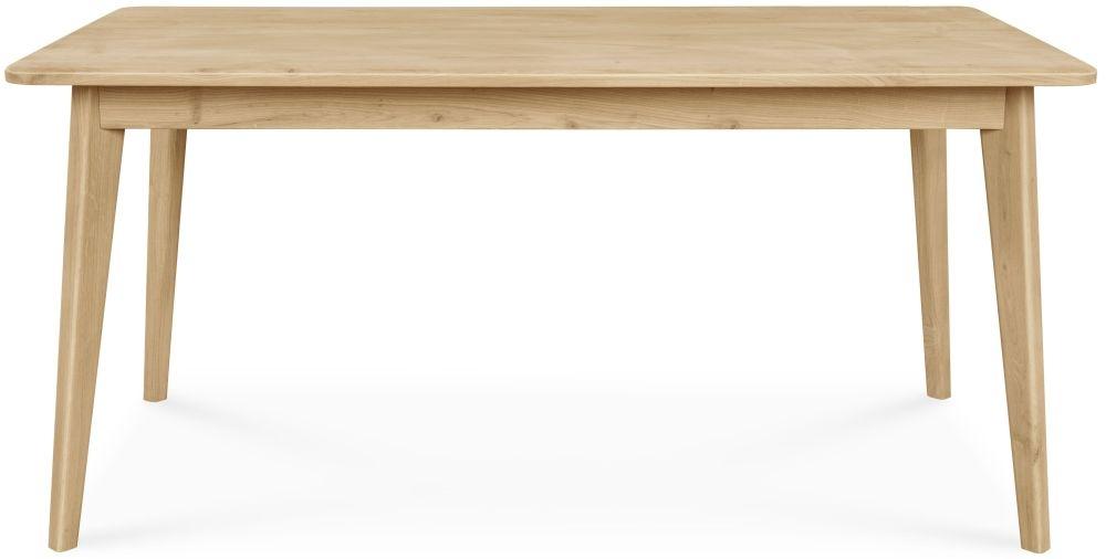 Clemence Richard Modena Oak 220cm Dining Table