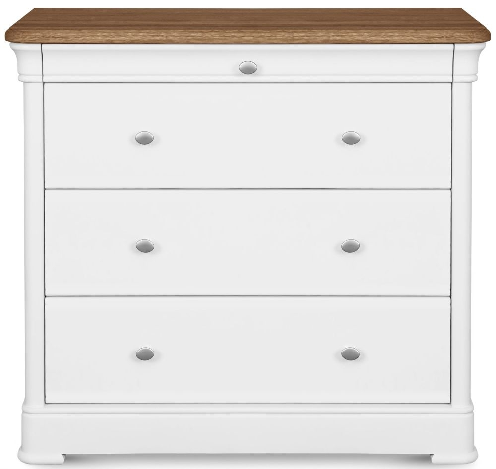 Clemence Richard Moreno Painted 4 Drawer Chest