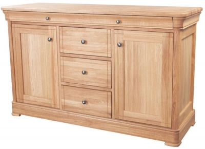 Clemence Richard Moreno Oak Sideboard 510