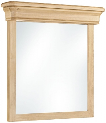 Clemence Richard Moreno Oak Dressing Table Mirror