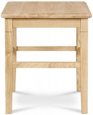 Clemence Richard Moreno Oak Lamp Table