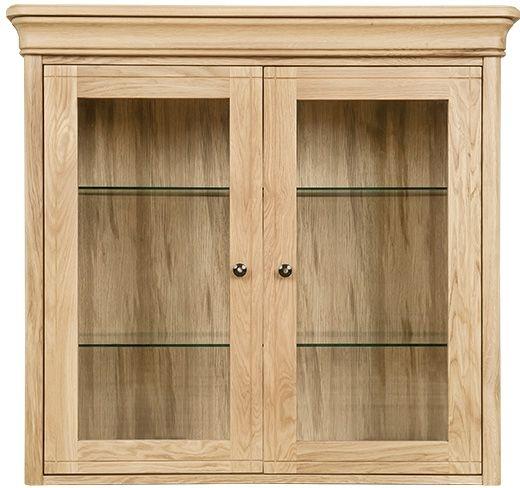 Clemence Richard Moreno Oak Large Dresser Top