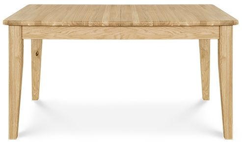 Clemence Richard Moreno Oak 135cm Dining Table