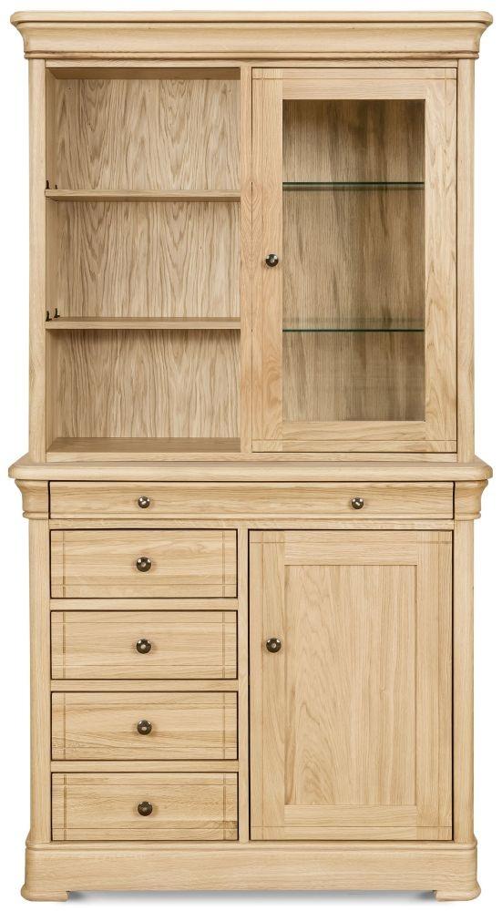 Clemence Richard Moreno Oak Medium Dresser