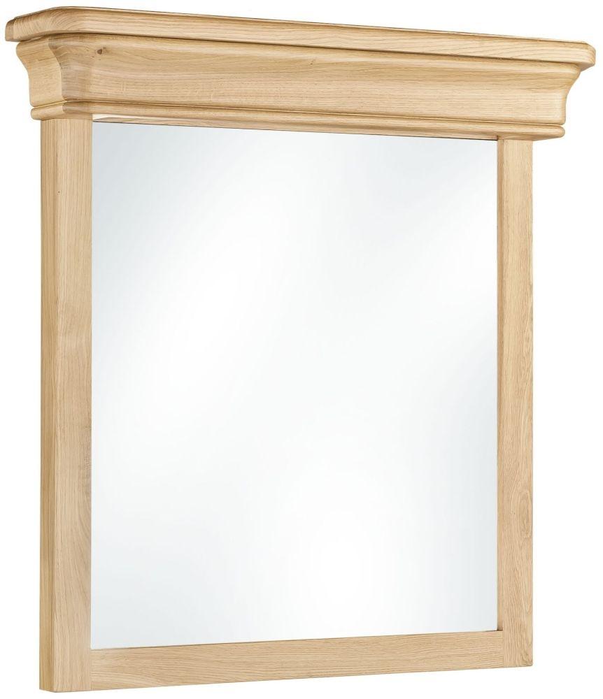 Clemence Richard Moreno Oak Dressing Table Mirror