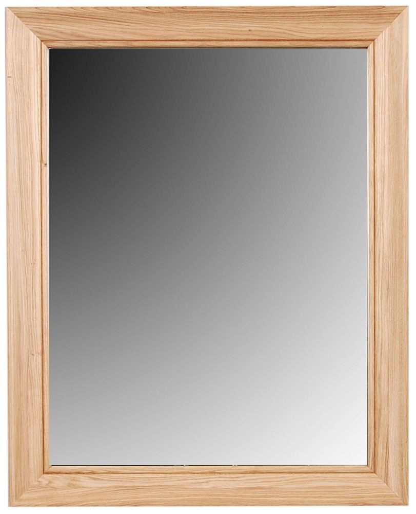 Clemence Richard Moreno Oak Mirror