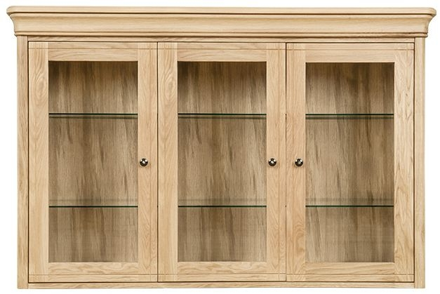 Clemence Richard Moreno Oak Wide Top Sideboard