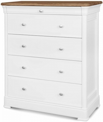 Clemence Richard Moreno Painted 5 Drawer Chest