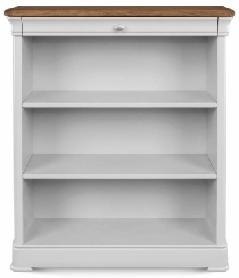 Clemence Richard Moreno Painted Small Bookcase