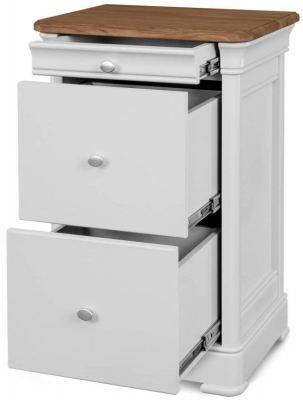 Clemence Richard Moreno Painted Filling Cabinet 630