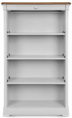 Clemence Richard Moreno Painted Tall Bookcase