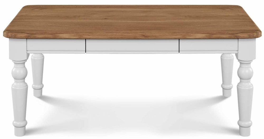 Clemence Richard Moreno Painted Coffee Table with Curved Legs Type 635B