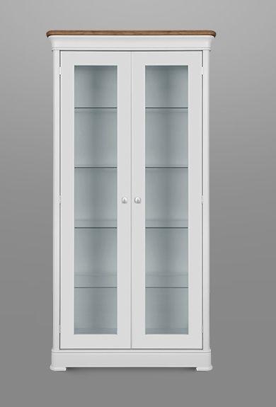 Clemence Richard Moreno Painted Display Cabinet 625