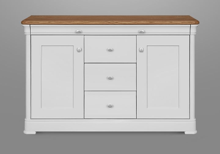 Clemence Richard Moreno Painted Sideboard