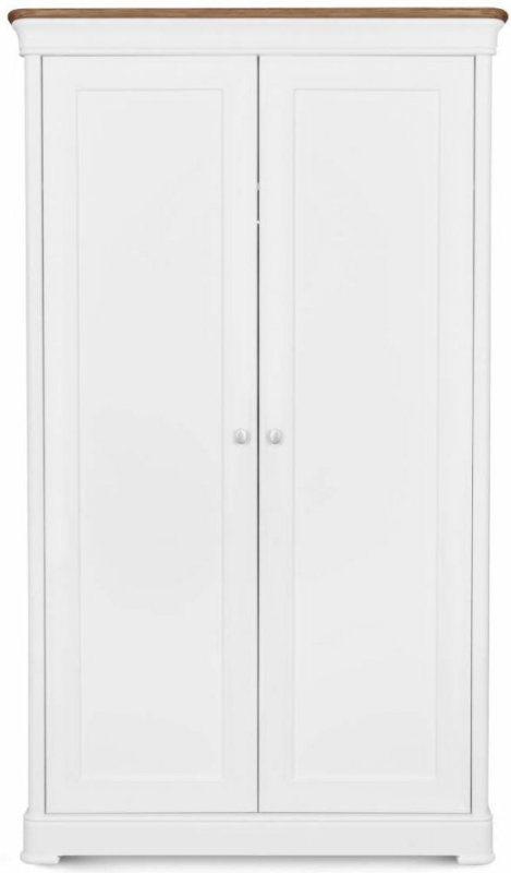 Clemence Richard Moreno Painted 2 Door Wardrobe