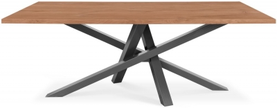 Clemence Richard Palermo Solid Walnut Dining Table