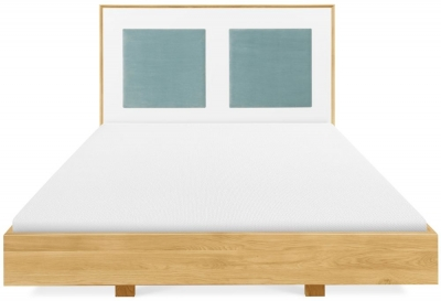 Clemence Richard Portofino Oak Bed - 921A