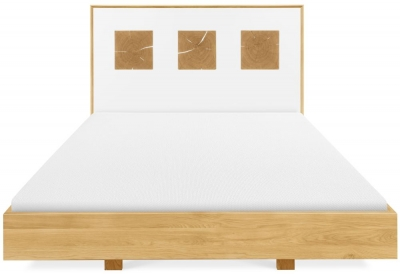 Clemence Richard Portofino Oak Bed - 921B