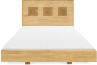Clemence Richard Portofino Oak Bed - 921C
