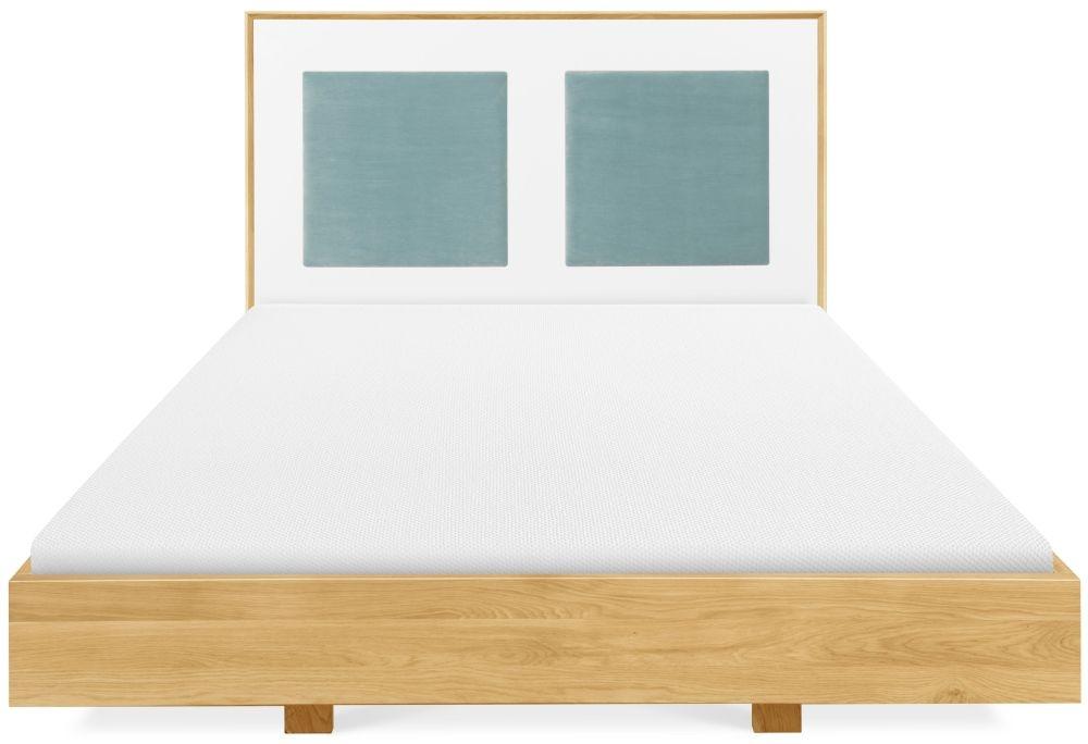 Clemence Richard Portofino Oak Bed - 921A