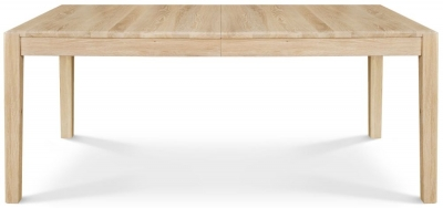 Clemence Richard Portofino Oak Medium Extending Dining Table