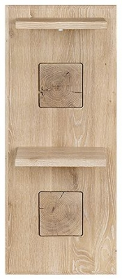 Clemence Richard Portofino Oak Small Shelf
