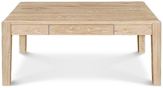 Clemence Richard Portofino Oak 1 Drawer Storage Coffee Table