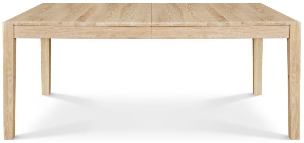 Clemence Richard Portofino Oak Small Extending Dining Table