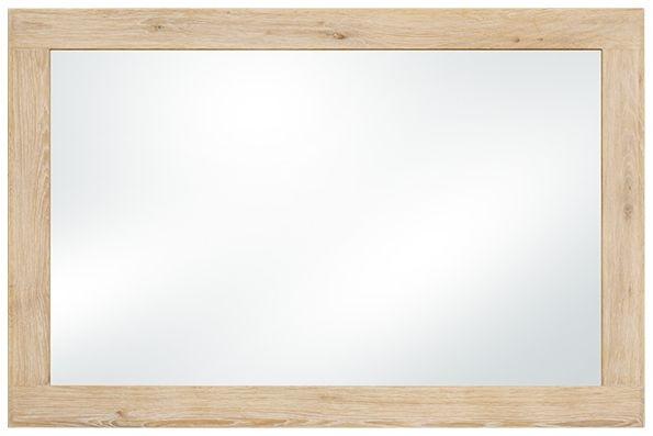 Clemence Richard Portofino Oak Wall Mirror