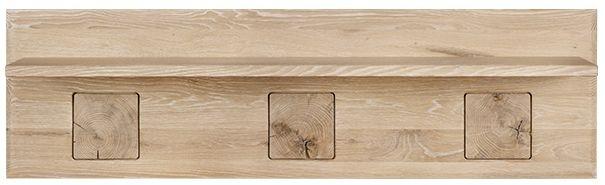Clemence Richard Portofino Oak Large Shelf