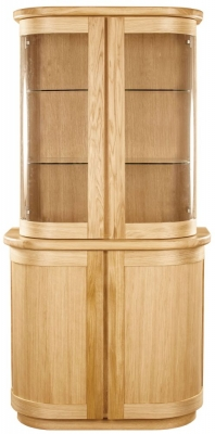Clemence Richard Sorento Oak Small Dresser