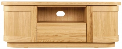 Clemence Richard Sorento Oak TV Cabinet