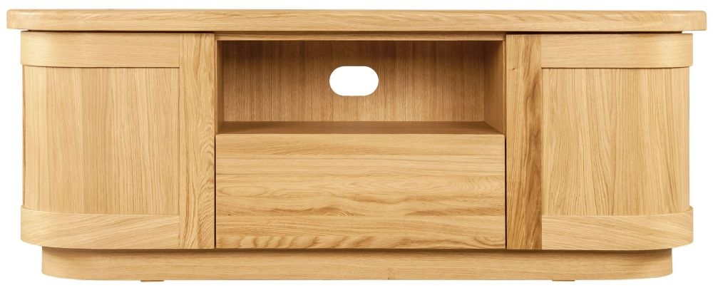 Bon Clemence Richard Sorento Oak TV Cabinet