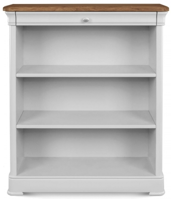 Clemence Richard Tuscany Painted Oak Bookcase