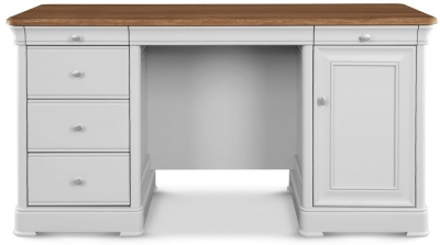 Clemence Richard Tuscany Painted Oak Desk