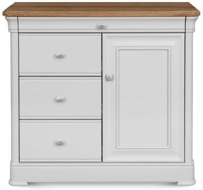 Clemence Richard Tuscany Painted Oak Small Sideboard